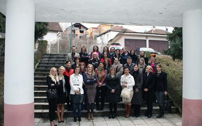 """Seminar """"Prevention and Multisectoral Approach to Domestic Violence"""", Sarajevo"""