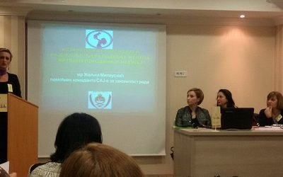"""Round table """"Women, Peace and Security in the Republic of Srpska"""", Banja Luka"""