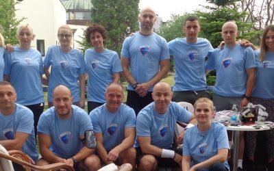 RS MoI Women Network Team at 4. Banja Luka Half Marathon