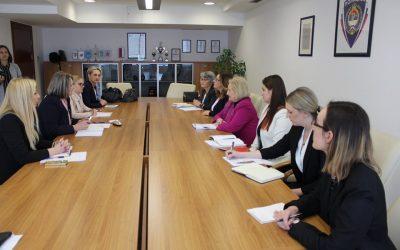 Meeting with the OSCE Ambassador