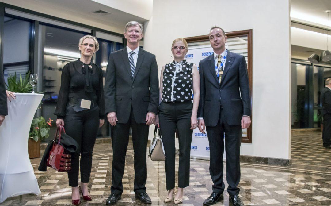 Sastanak predstavnica Mreže žena MUP RS sa predstavnicima INL