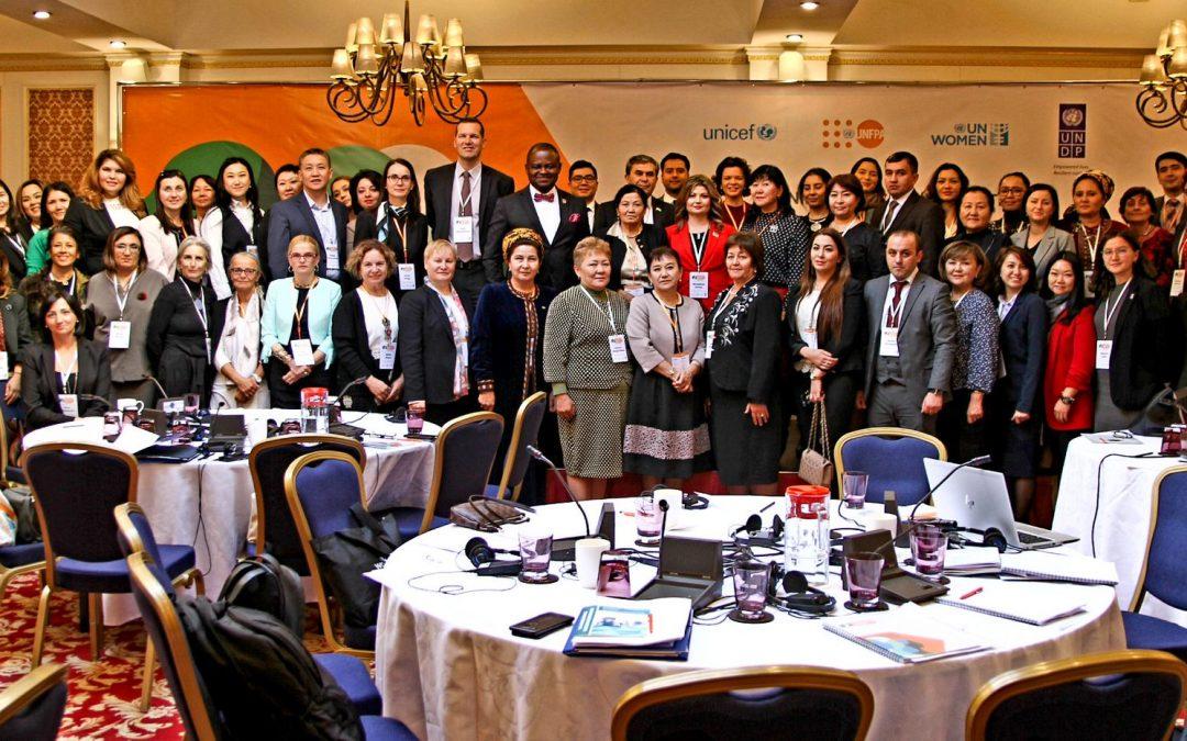 Učešće predstavnice Mreže žena MUP RS na konferenciji u Kirgistanu