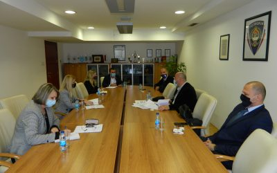 MEETING WITH UNDP BIH REPRESENTATIVES