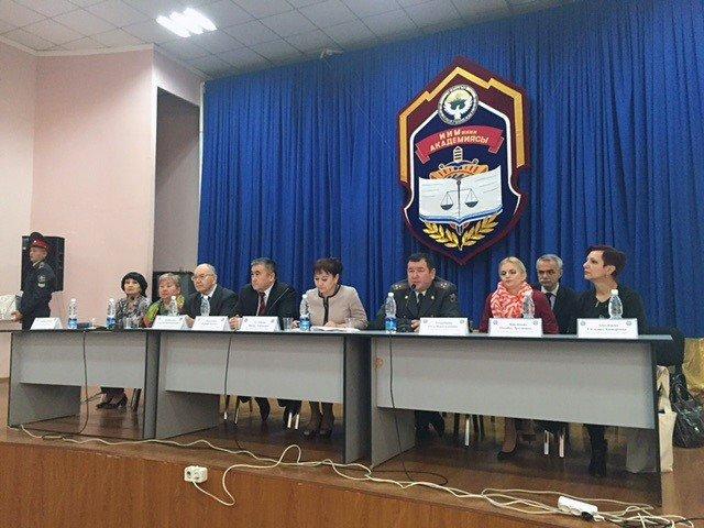 """Konferencija """"Uloga žena policajaca u savremenim uslovima – izazovi i perspektive"""", Kirgistan"""