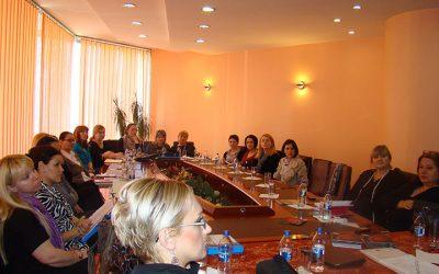 """Seminar sa udruženjem """"Žene ženama"""""""