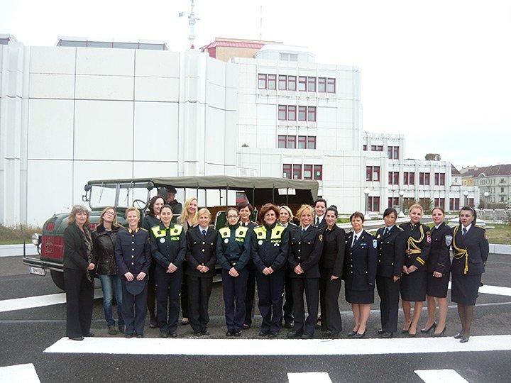 """Seminar """"European Network of Policewomen on Career Development"""""""
