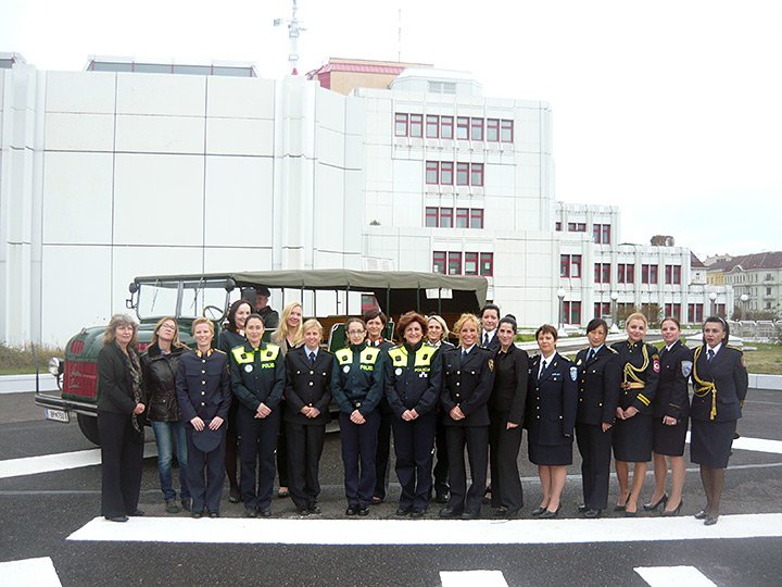 "Seminar ""Evropska mreža žena policajaca o razvoju karijere"""