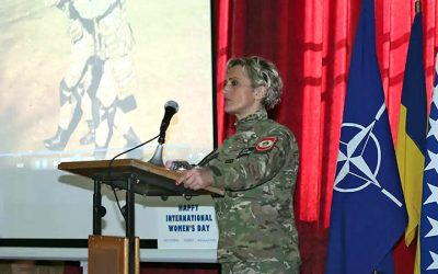 Regrutovanje i zadržavanje u službi najboljih žena i muškaraca u sektorima odbrane i bezbjednosti