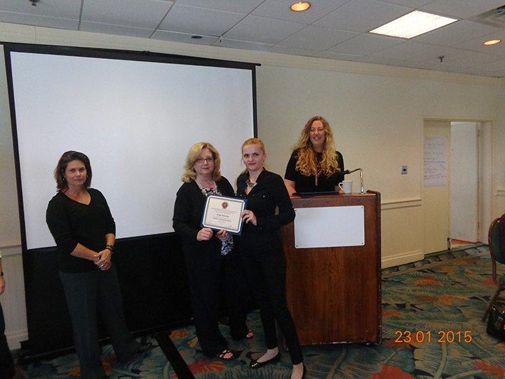 "Training ""Professional Development of Women Police Officers"", Florida"