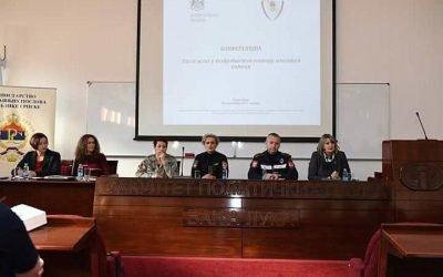 """Konferencija """"Uloga žena u bezbjednosnom sektoru"""""""