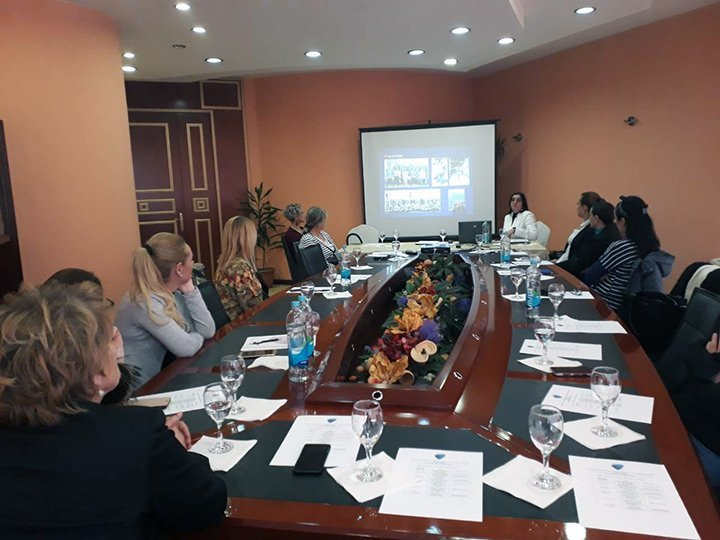 "Roundtable ""Strengthening the Role of Women in the Republic of Srpska Ministry of the Interior"", Banja Luka"