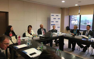Učešće predstavnice Mreže žena MUP RS na edukaciji za sudije i tužioce RS