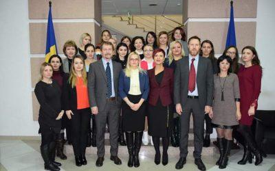 Učešće predstavnice Mreže žena MUP RS na edukaciji u Moldaviji