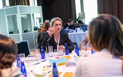 """Учешће на конференцији """"Дани дијалога: Улога жена у друштвеној кохезији"""" у Будви"""